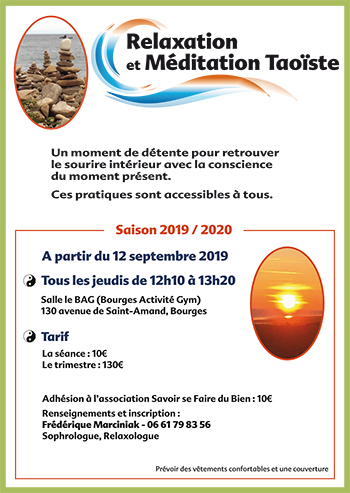 flyer interventions meditation 2019 2020