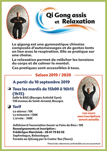 flyer interventions qiGong 2019 2020