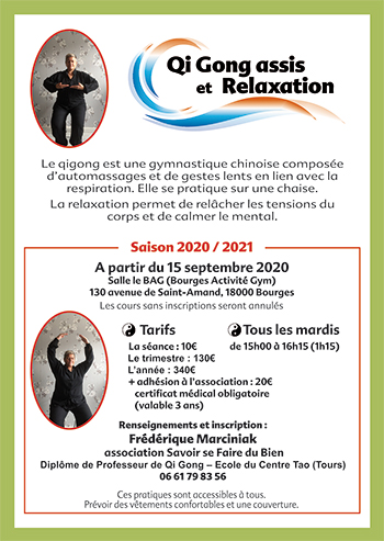 flyer interventions qiGong 2020 2021